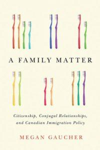 A Family Matter copy editor