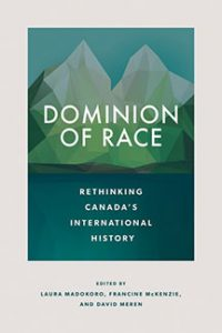 Dominion of Race: copy editor
